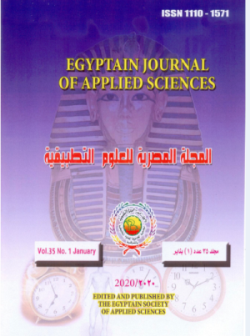 Egyptian Journal of Applied Science